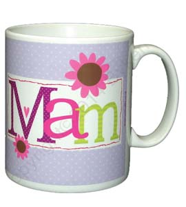 Lavender Mam Mug