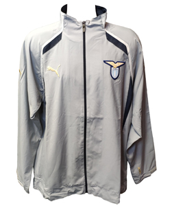 Lazio 2004/05 Windbreaker Training Jacket