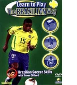 Learn to Play the Brazilian Way (DVD)
