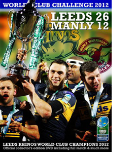 Leeds Rhinos 26 Manly Sea Eagles 12 - Heinz Big Soup World Club