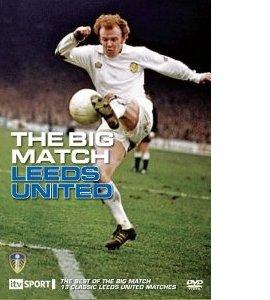 Leeds United: The Big Match (DVD)