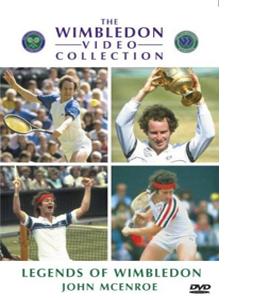 Legends Of Wimbledon: John Mcenroe (DVD)
