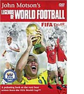 Legends of Football with John Motson (DVD)