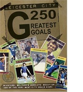 Leicester City 250 Greatest Goals (DVD)