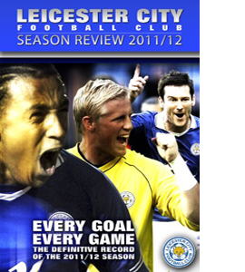 Leicester City Season Review 2011/12 (DVD)