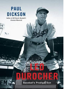 Leo Durocher Baseball's Prodigal Son (HB)