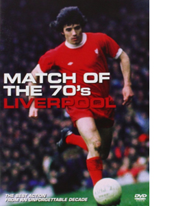 Liverpool FC: Match of the 70s (DVD)