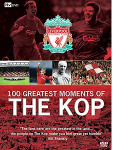 Liverpool FC - 100 Greatest Moments Of The Kop (DVD)