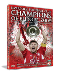 Liverpool Fc: End Of Season Review 2004/2005 (DVD)