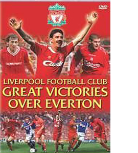 Liverpool Fc: Merseyside Derbies - Our Story (DVD)