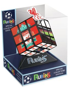 Liverpool Football Club Rubik Cube