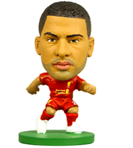 Liverpool Soccer Starz Glen Johnson