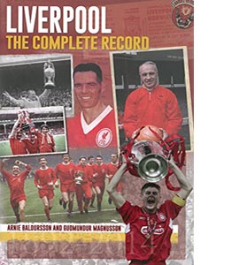 Liverpool: The Complete Record (HB)