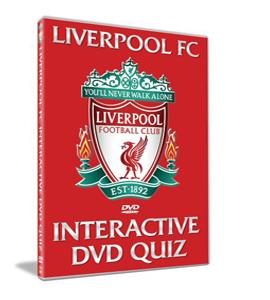 Liverpool - Interactive Quiz (DVD)
