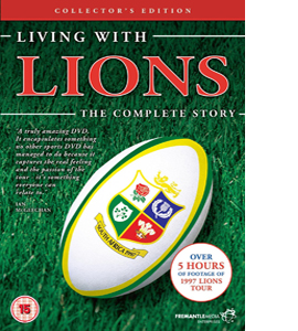 Living With Lions The Complete Story Collector's Edition (DVD)