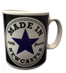 Made In Newcastle (Mug)