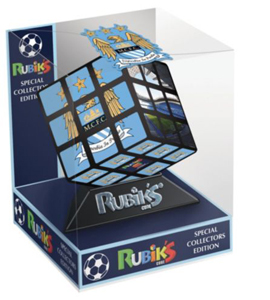 Manchester City Football Club Rubik Cube