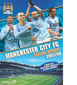 Manchester City: End Of Season Review 2007/2008 Blues Review (DV
