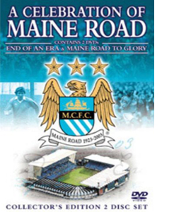 Manchester City - Celebration Of Maine Road (DVD)