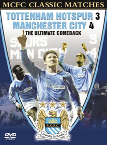 Manchester City - Classic Matches - The Ultimate Comeback (DVD)