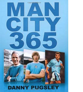 Manchester City 365 Book (HB)