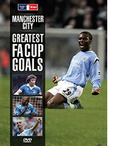Manchester City Greatest FA Cup Goals (DVD)