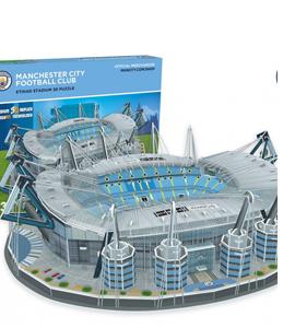 Manchester City 3D Etihad Stadium Puzzle