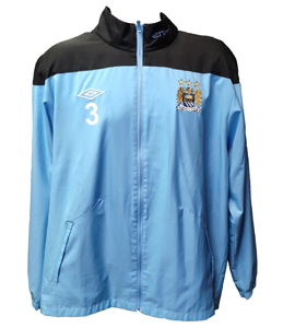 Manchester City 20011/12 Official Training Jacket