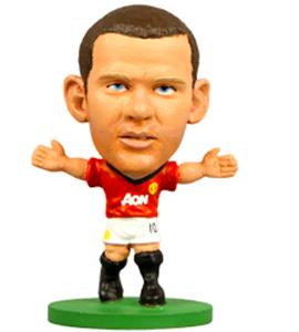 Manchester United Soccer Starz Wayne Rooney