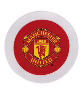 Manchester United F.C. Round Tax Disc Holder