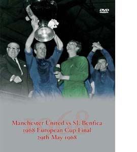 Manchester United v SL Benfica 1968 European Cup Final (DVD)