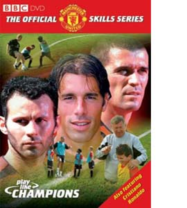 Manchester United: Play Like Champions (DVD)