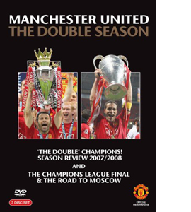 Manchester United: Double Season - Double Pack (DVD)