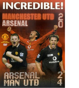 Manchester United: Incredible! (DVD)
