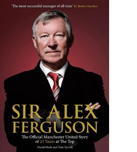 Manchester United Sir Alex Ferguson (HB)