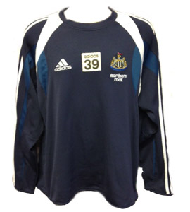 Martin Britton Training Jumper (Worn)