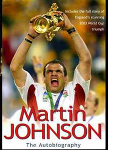 Martin Johnson Autobiography (HB)
