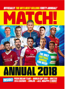 Match! Annual 2018 (HB)