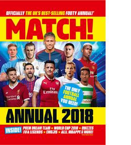 Match! Annual 2018 (HB)