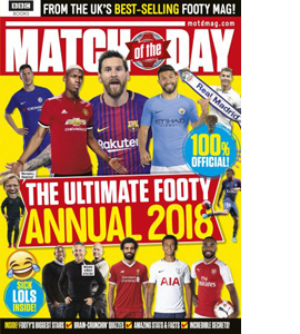 Match of the Day Annual 2018 (HB)