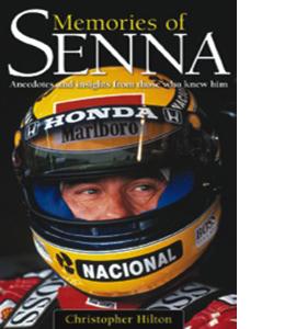 Memories of Senna (HB)