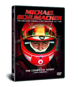Michael Schumacher - The Complete Story (DVD)