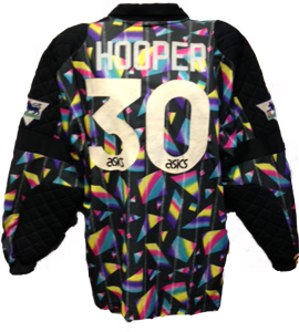 Mike Hooper's Newcastle United Shirt (Match-Worn)