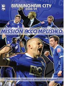 Mission Accomplished-Birmingham City 2008-2009