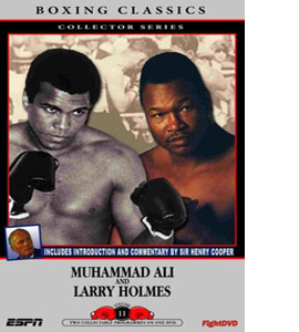 Muhammad Ali And Larry Holmes (DVD)