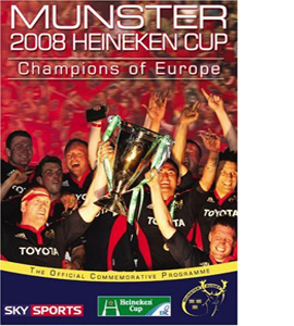 Munster - Champions of Europe (DVD)