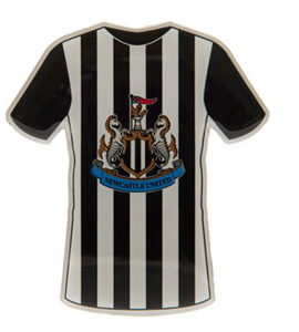 Newcastle United FC Home Kit Fridge Magnet