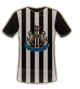 Newcastle United FC Home Kit Fridge Magnet