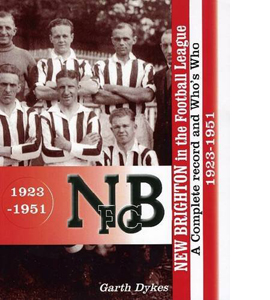 New Brighton in the Football League: A Complete Record and Who's