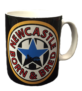 Newcastle Born & Bred (Mug)